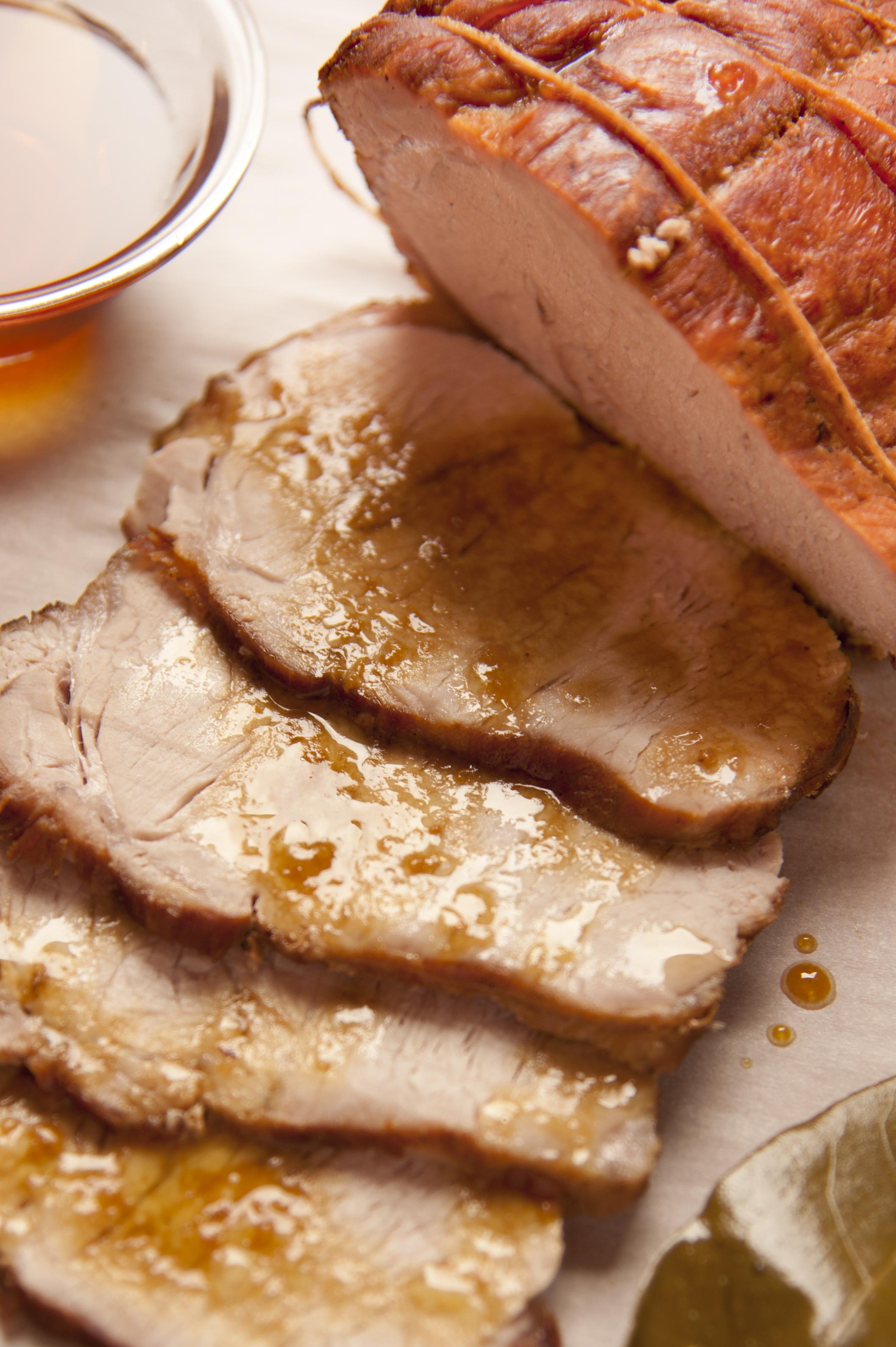 Arrosto al miele e alloro e voglia di tenerezza for Arrosto maiale