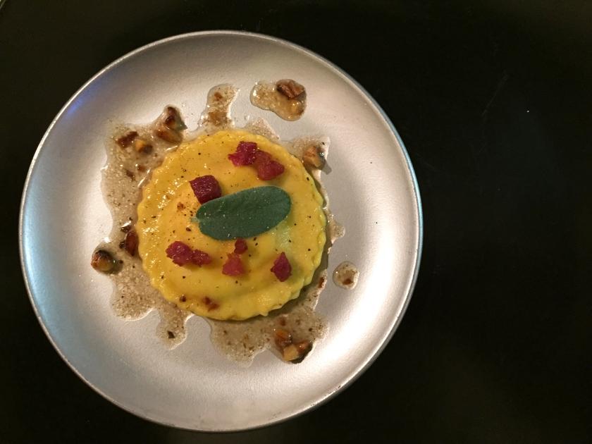 ravioli al tartufo